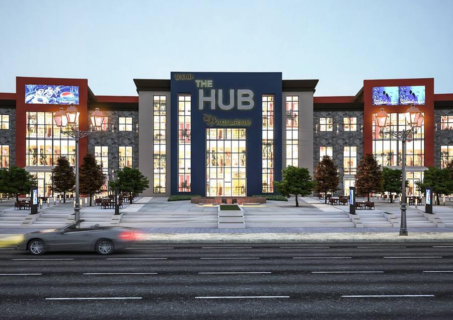 كابيتال هايتس مول العاصمة الإدارية الجديدة Capital HUB