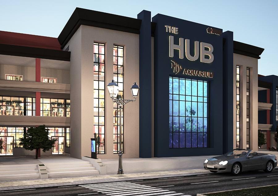 مول كابيتال هايتس - Capital HUB