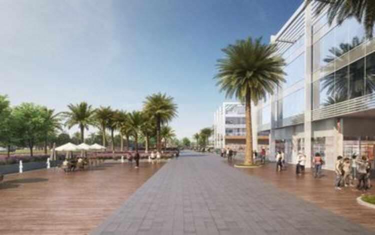 مول ثري سكيستي القاهرة الجديدة Three Sixty Mall New Cairo