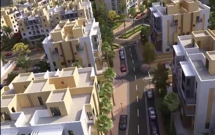 كمبوند جايد التجمع الخامس Jayd New Cairo