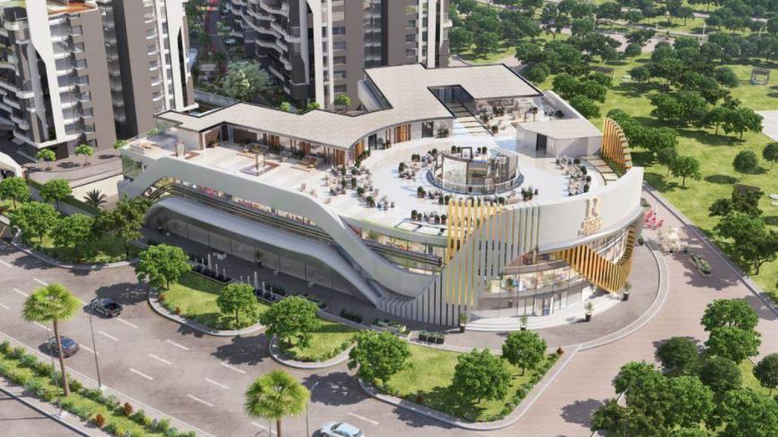 ريفان تاور العاصمة الادارية الجديدة rivan compound new capital
